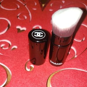 Chanel makeup brush